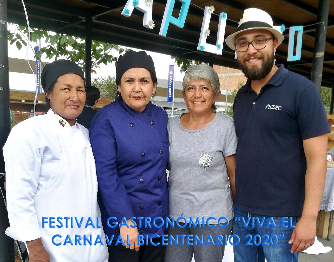 El dulce de leche tradicional obtuvo reconocimiento en el Festival Gastronómico